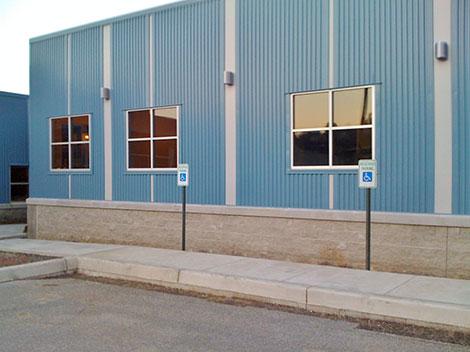 CJL Engineering Building Addition