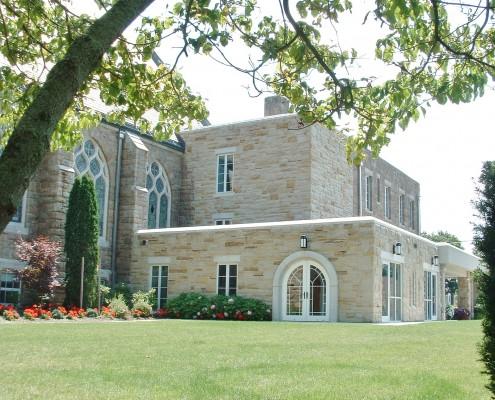 Westmont Presbyterian Church Addition