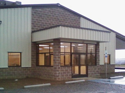 Walsh Equipment Showroom and Service Center